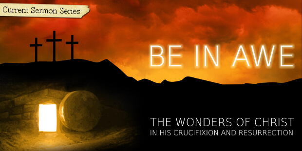Sermon Series Preview: Be in Awe