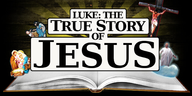 Luke - The True Story of Jesus - promo