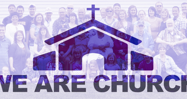 Be Church by Standing Firm…Together (Philippians 4:1-9)